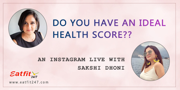Do you have an Ideal Health Score??